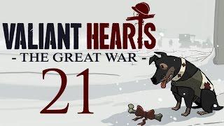 Valiant Hearts: The Great War - Прохождение игры на русском [#21] Ферма