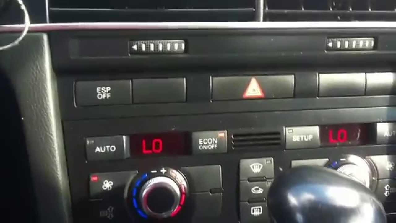 Audi A6 C6 3 0td 171kw Quattro