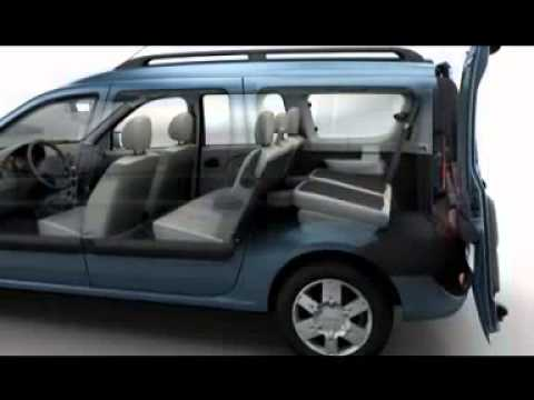 renault logan mcv auto review youtube