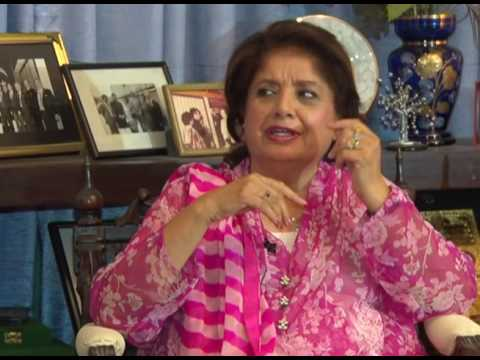Exclusive interview of Nigar Nazar for Ptv World's 'Sky is the Limit'..