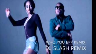 Olamide ft Reminsice , Phyno, Chinco Ekun - WHO YOU EPP REMIX