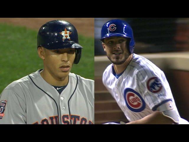 11/16/15: MLB.com FastCast: Correa, Bryant are ROYs