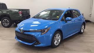 2021 Toyota Corolla SE Hatchba…