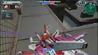 SDGO NA: Infinite Justice Gundam (Meteor)