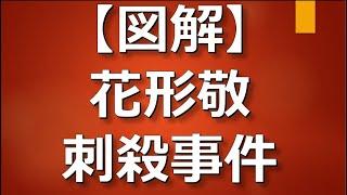 【図解】伝説の喧嘩師、花形敬の死