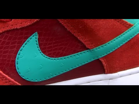 fb9ece8f6556c2 Nike SB  Brickhouse  Dunk Low Pro GR - Review + On Feet - YouTube
