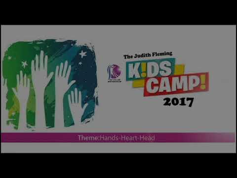 Kids Skills Camp 2017 Organised by The Purple Ray (Uganda)