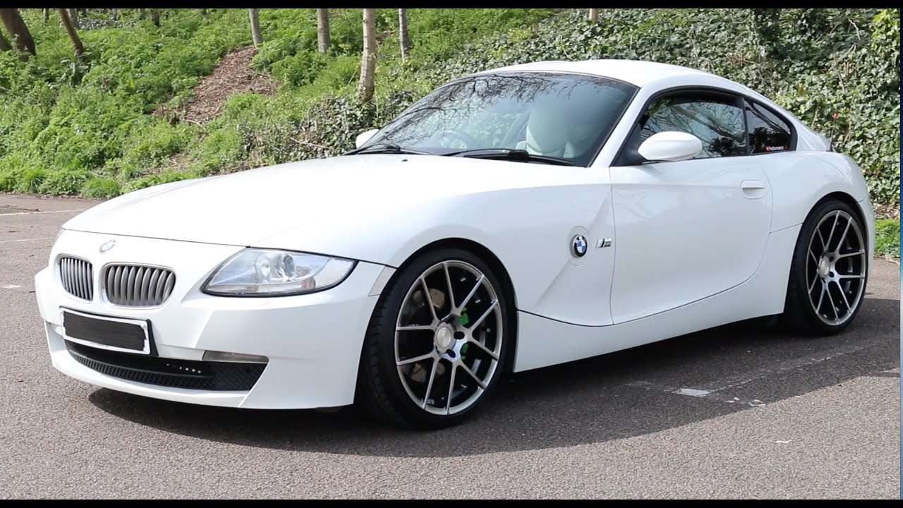 BMW Z4 Coupe Review - Such A Clean Car with 262 bhp ...