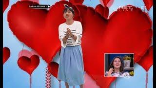Raisa Ngga Bisa Berenti Ketawa Lihat Parodi Video Klip 'Tentang Cinta' Oleh Mumu