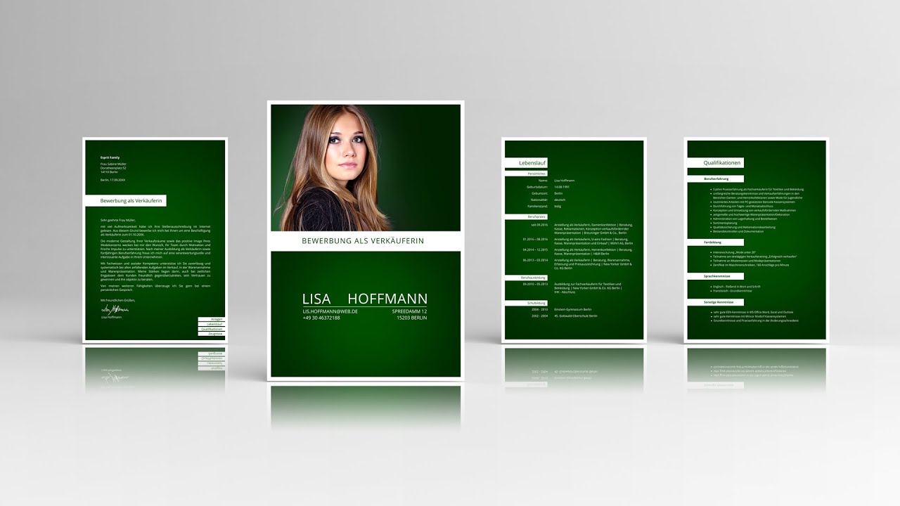 bewerbungsschreiben schweiz mit design deckblatt lebenslauf motivation als download youtube - Deckblatt Fur Bewerbungen