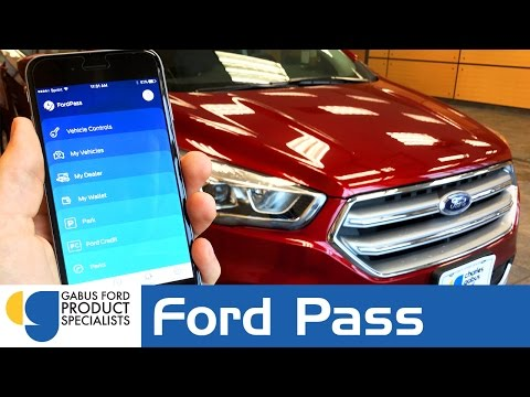 Getting started with Ford Pass