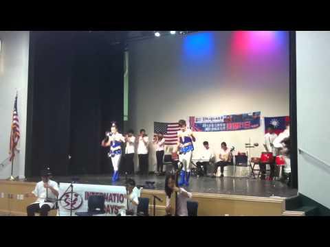 Chinese yo yo dance for international days Utah