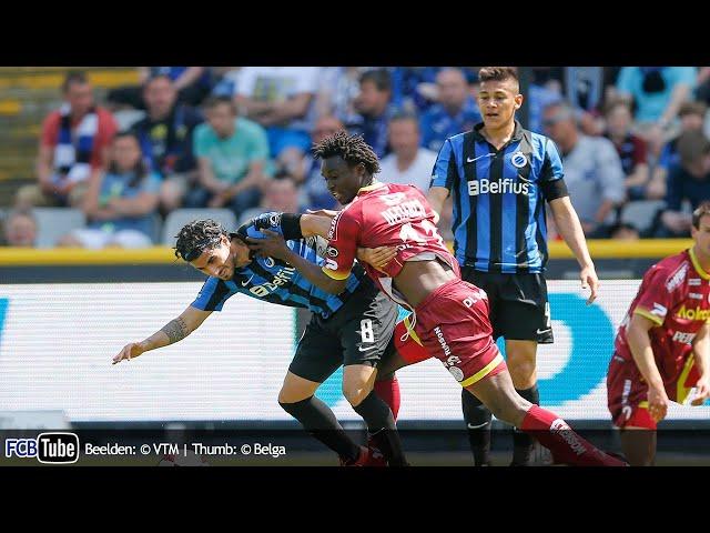 2013-2014 - Jupiler Pro League - PlayOff 1 - 10. Club Brugge - Zulte Waregem 2-0