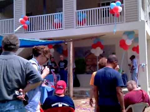 Panama MIssion's Sanson Medical Clinic Grand Opening, Part 1