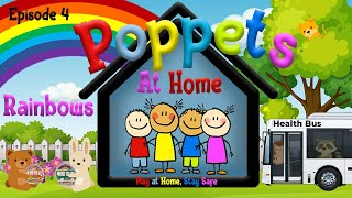 Poppets - Series 1 Episode 4 - Rainbows
