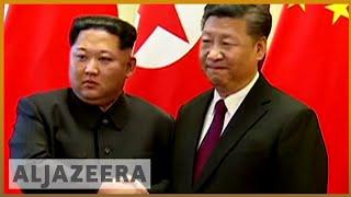 🇨🇳 🇰🇵 China and North Korea confirm Kim Jong-un visit to Beijing   Al Jazeera English