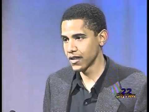 That time a young Barack Obama said American culture is ...