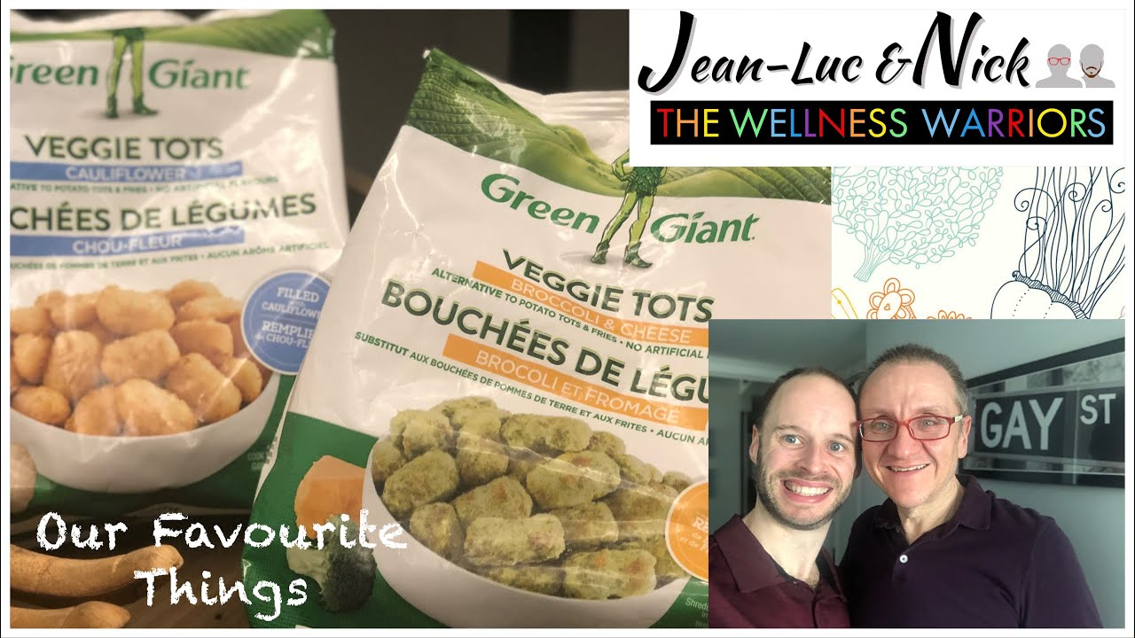 Our Favourite Things: Green Giant Veggie Tots