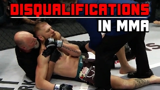 Disqualifications In MMA thumbnail