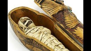 Новейшие технологии раскрыли тайну мумии   IT NEWS