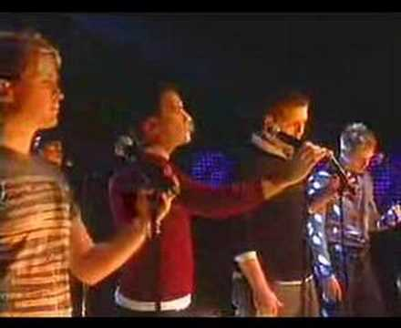 Westlife Total Eclipse of the Heart  With Lyric