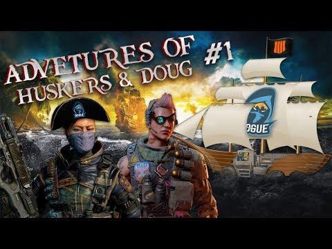 The Adventures of HusKers & Doug #1