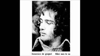 Suonatori di flauto - Francesco De Gregori - Alice non lo sa (1973) - 04
