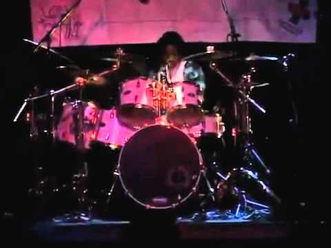 Tyree Marable Drummer
