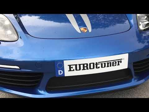 Porsche 718 Cayman installing Sprintbooster Version 3 – Ultimate Throttle Controller