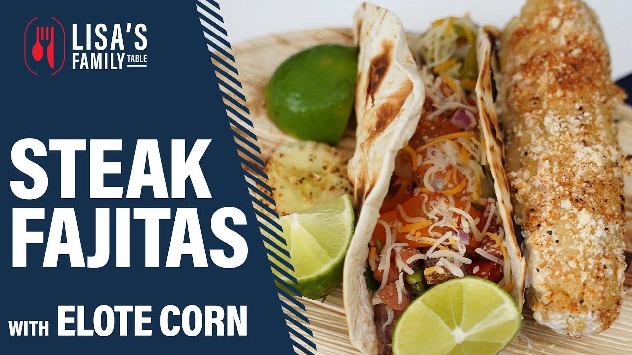 How to make the perfect steak fajitas