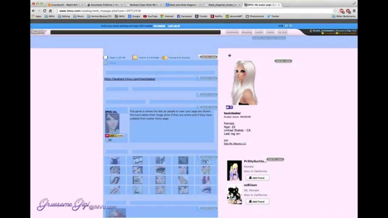 how to install imvu layout basic coding pages