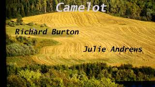 Musical Camelot with Broadway Cast: Richard Burton , Julia Andrews