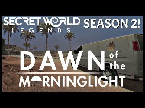 Secret World Legends: SEASON 2 REVEAL   South Africa   Reaction & Discussion