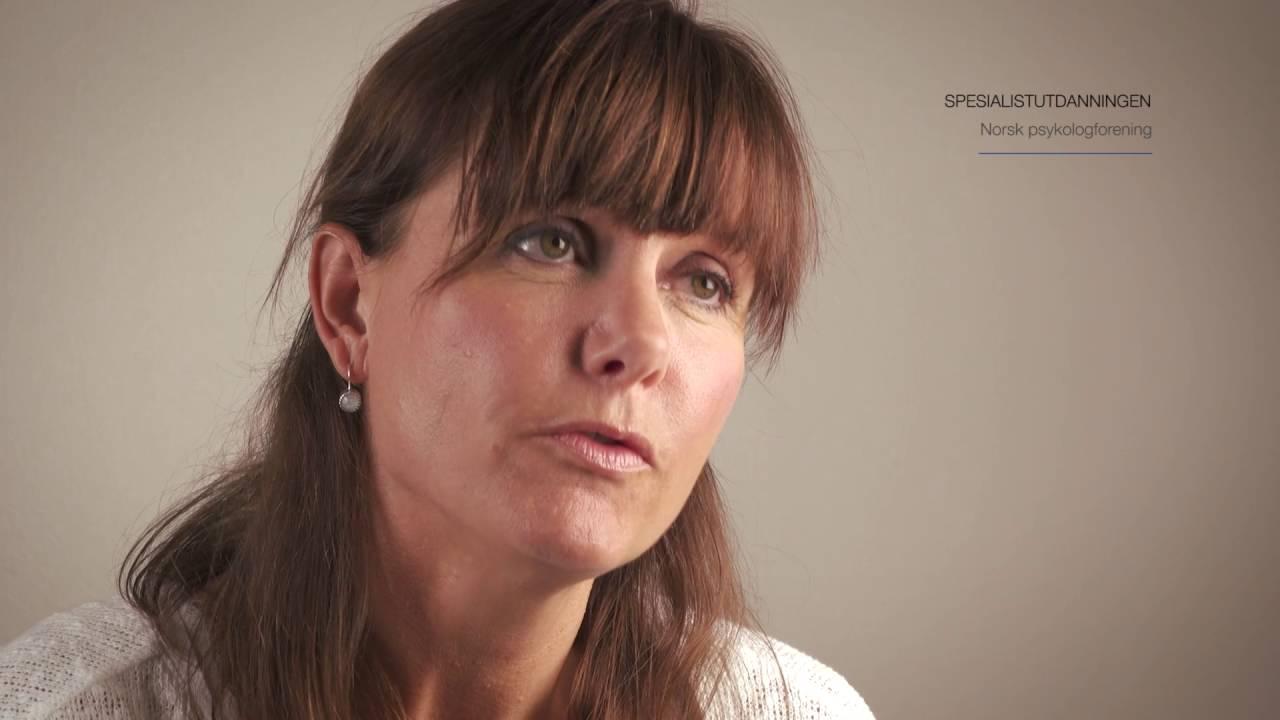 Voksenpsykologi. Psykologspesialist Aina-Fraas-Johansen