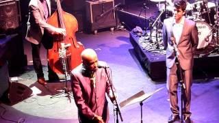 "Jon Hendricks & Sachal Vasandani ""In Walked Bud"" @ Olympia (Paris)"