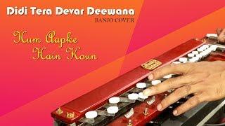 Didi Tera Devar Deewana Banjo Cover | Hum Aapke Hain Koun | By  Music Retouch