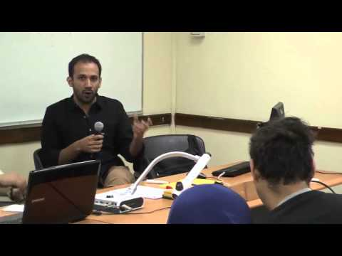 Learning from Cairo: presentation by Gautam Bhan: Working Se