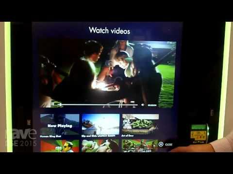 DSE 2015: Intel Showcases Pepsi Interactive Vending III