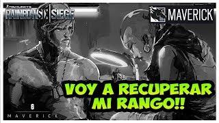 RAINBOW SIX: Sera Que Podremos Salir Del Cobre 🤣🤣 Tu Visita y Tu Like  Me Dan Buena Suerte 😘😘