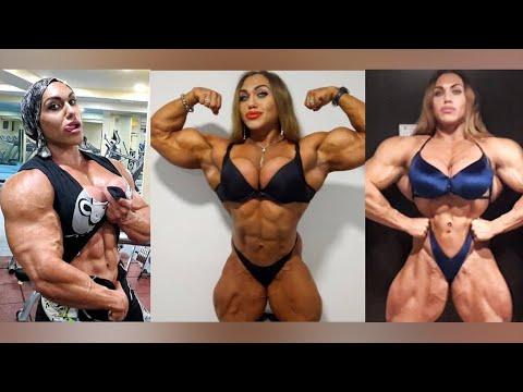 Natalia Trukhina   Female Muscles  