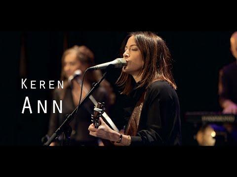 Keren Ann - Almost like the blues - Live @ Le Pont des Artistes