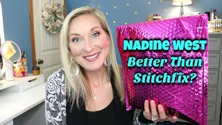 Nadine West Try on & Review  ~ Better Than Stitchfix?