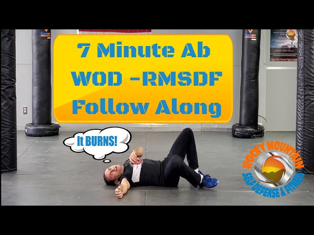 7 Minute Ab Workout | Follow All With Coach John