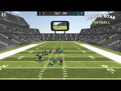 League Star Football Gameplay