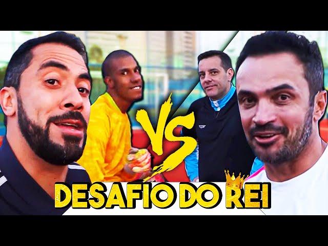 Desafio de finalização - Time Jukanalha x Time Falcão!