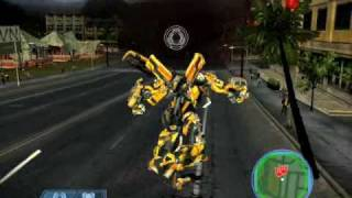 Transformers: The Game (PC) Gameplay