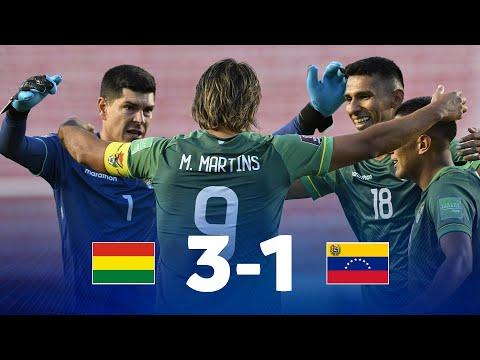 Bolivia Venezuela Goals And Highlights