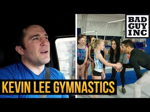 Have you seen Kevin Lee's gymnastics challenge?