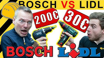 SENSATION - PARKSIDE 12V AKKUSCHRAUBER SCHLÄGT BOSCH?!? | WERKZEUG NEWS #39