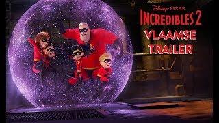 Incredibles 2 Vlaamse Trailer Disney Be